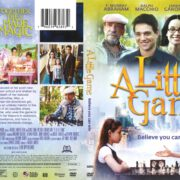 A Little Game (2014) R1 DVD Cover