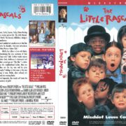 The Little Rascals (1999) R1 DVD Cover