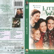 Little Women (1994) R1 DVD Cover