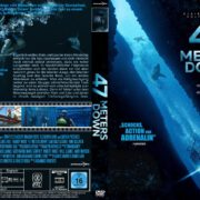 47 Meters Down (2017) R2 GERMAN Custom DVD Cover