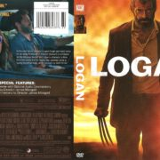 Logan (2017) R1 DVD Cover