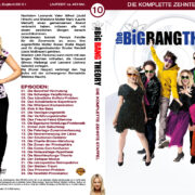 The Big Bang Theory – Staffel 10 (2016) R2 German Custom