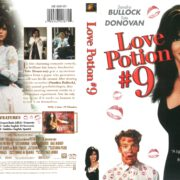 Love Potion #9 (1992) R1 DVD Cover