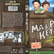 Ma and Pa Kettle: Complete Comedy Collection (2011) R1 DVD Cover