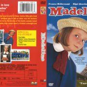 Madeline (1998) R1 DVD Cover