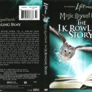Magic Beyond Words: The J.K. Rowling Story (2011) R1 DVD Cover