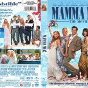 Mamma Mia! (2008) R1 DVD Cover