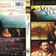 A Man for All Seasons (1966) R1 DVD Cover