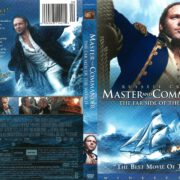 Master and Commander: The Far Side of the World (2003) R1 DVD Cover