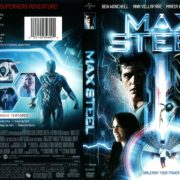 Max Steel (2015) R1 DVD Cover