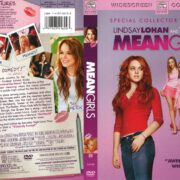 Mean Girls (2004) R1 DVD Cover