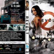 REVOLT (2017) R2 CUSTOM Cover & Label