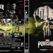 Punisher (2017) R1 Custom DVD Covers