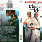 Medicine Man (1992) R1 DVD Cover
