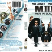 Men in Black 2 (2002) R1 DVD Cover