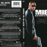 Men in Black Trilogy (1997-2012) R1 DVD Cover
