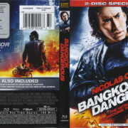 Bangkok Dangerous (2008) R1 Blu-Ray Cover & Labels