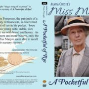 Miss Marple: A Pocketful of Rye (1985) R1 Custom DVD Cover
