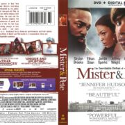 Mister & Pete (2013) R1 DVD Cover