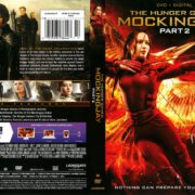The Hunger Games: Mockingjay Part 2 (2015) R1 DVD Cover