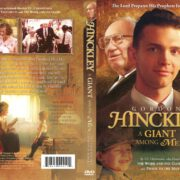 Gordon B Hinckley: A Giant Among Men (2008) R1 DVD Cover