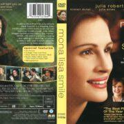 Mona Lisa Smile (2004) R1 DVD Cover