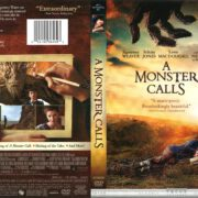 A Monster Calls (2016) R1 DVD Cover