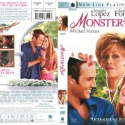 Monster-In-Law (2005) R1 DVD Covers