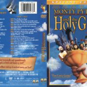 Monty Python and the Holy Grail (1974) R1 DVD Cover