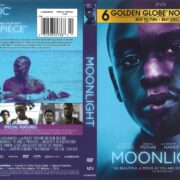 Moonlight (2016) R1 DVD Cover