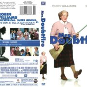 Mrs. Doubtfire (1993) R1 DVD Cover
