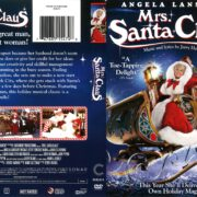 Mrs. Santa Claus (1996) R1 DVD Cover