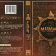 The Mummy Collector's Set (2002) R1 DVD Cover