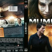 The Mummy (2016) R1 DVD Cover