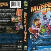 Muppets From Space (1999) R1 DVD Cover