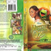 The Muppets' Wizard of Oz (2005) R1 DVD Cover
