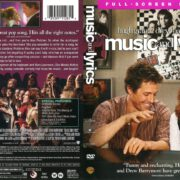 Music and Lyrics (2007) R1 DVD Cover