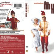 The Music Man (1961) R1 DVD Cover