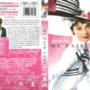 My Fair Lady (2009) R1 DVD Cover