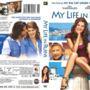 My Life in Ruins (2009) R1 DVD Cover