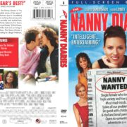The Nanny Diaries (2007) R1 DVD Cover