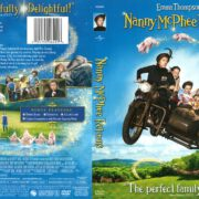 Nanny McPhee Returns (2010) R1 DVD Cover
