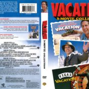 National Lampoon's Vacation Triple Feature (1983-1997) R1 DVD Cover