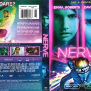 Nerve (2016) R1 DVD Cover