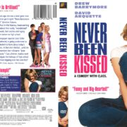 Never Been Kissed (1999) R1 DVD Cover
