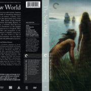 The New World (2005) R1 DVD Cover