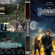 The Shannara Chronicles: Season 2 (2017) R0 Custom DVD Covers