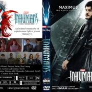 Inhumans (2017) R0 Custom DVD Covers