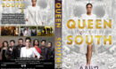 Queen of the South: Season 2 (2017) R1 Custom DVD Cover