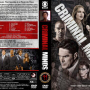 Criminal Minds – Season 11 (2016) R1 Custom DVD Covers & Labels